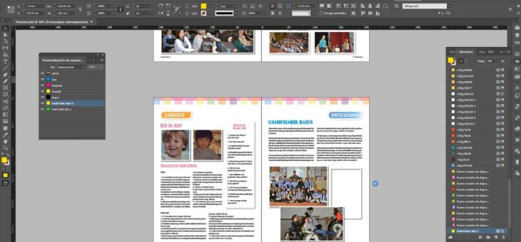 Control de documentos de InDesign (2ª parte)